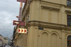 Kreuzung Rennweg/Lissagasse