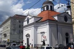 Hotel-Pribitzer-Rennweg-Wien-Papst-Kirche
